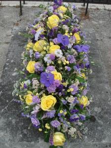 dans les moments difficiles les fleurs vous accompagnent aussi.