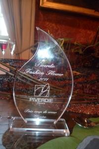 Prix coup de coeur Faschion flower 2011